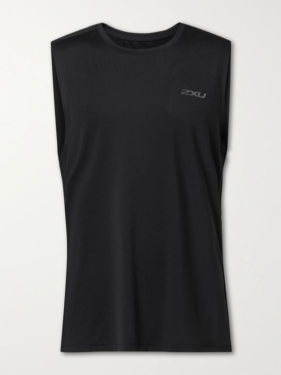 2XU Motion Stretch-Jersey Tank Top