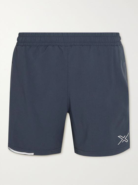 2XU Aero Stretch-Shell Shorts