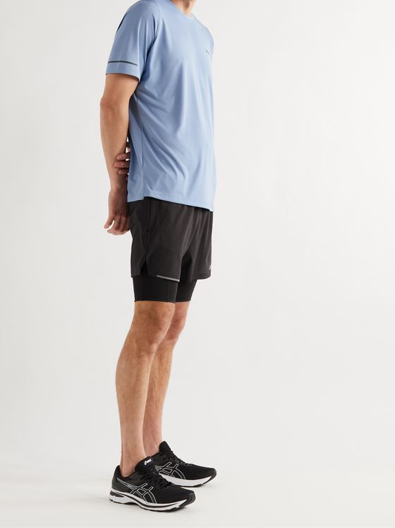 2XU Aero 2-in-1 Mesh Shorts