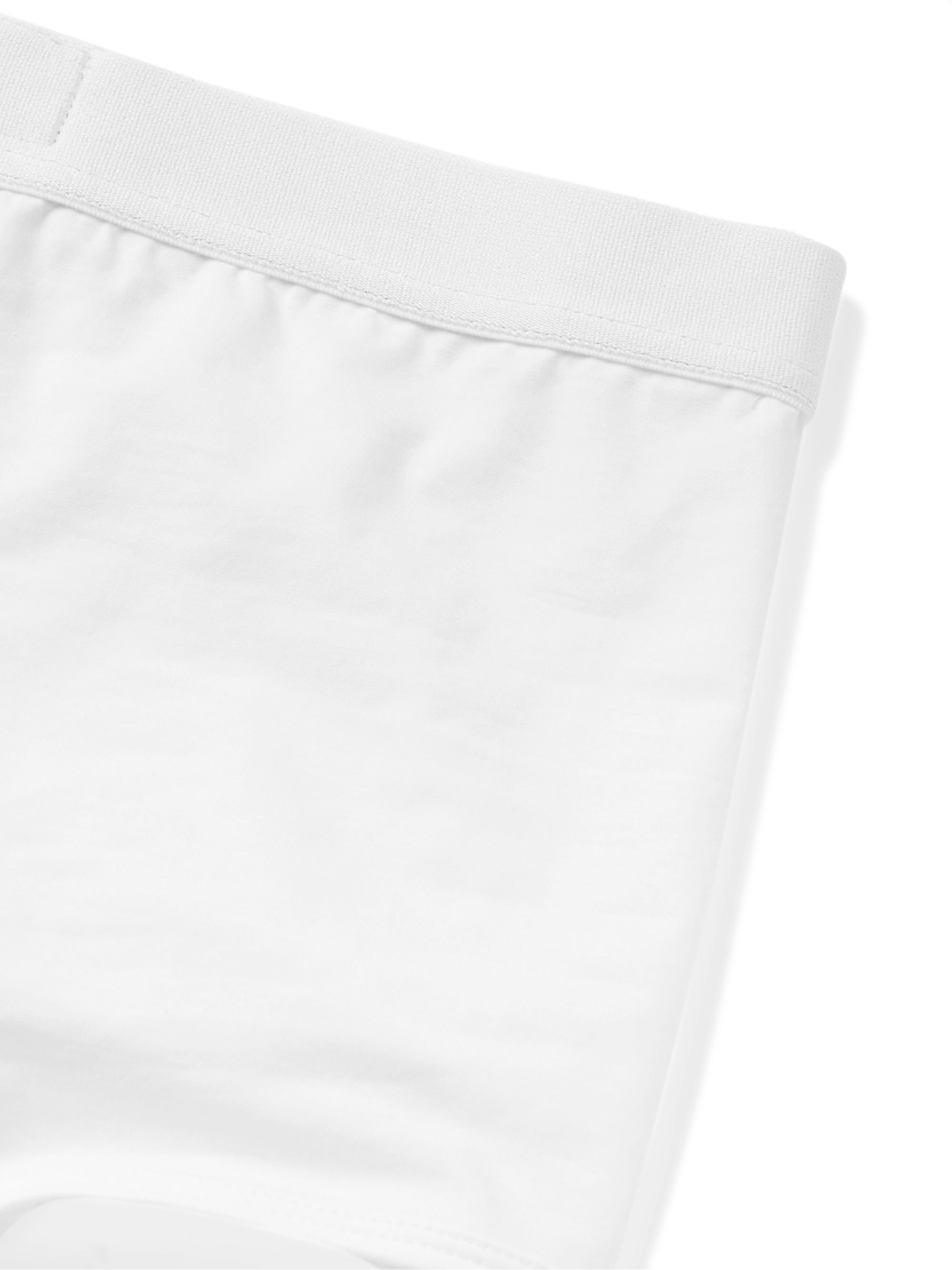 ERMENEGILDO ZEGNA Stretch-Cotton Boxer Briefs
