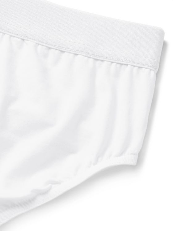 ERMENEGILDO ZEGNA Stretch-Cotton Briefs