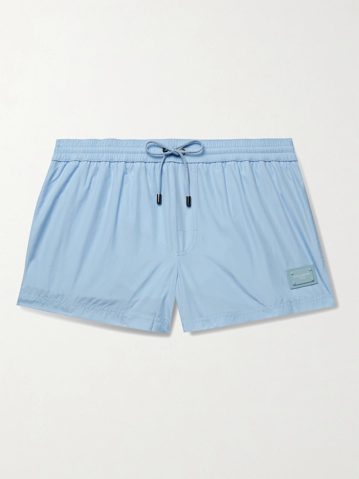 Dolce & Gabbana Beachwears SHORT-LENGTH SWIM SHORTS