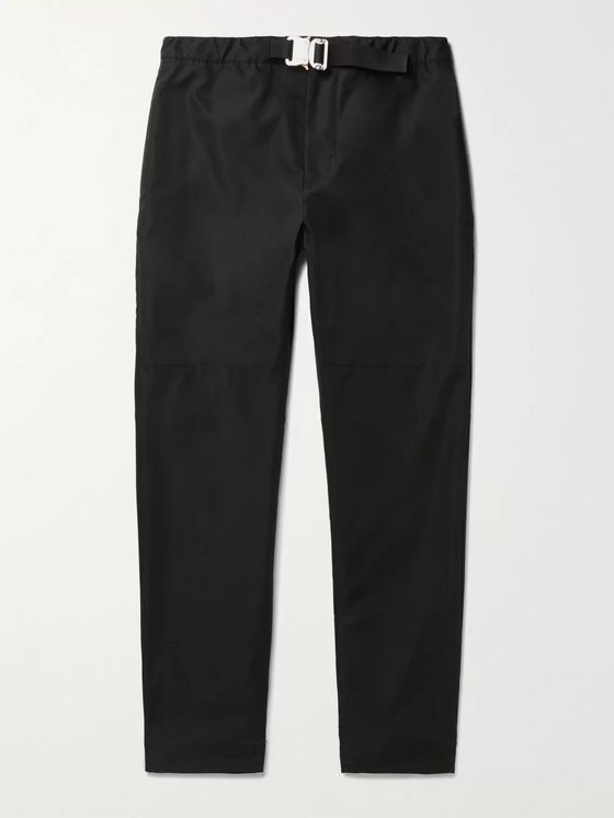 MONCLER GENIUS 6 Moncler 1017 ALYX 9SM Slim-Fit Belted Woven Trousers