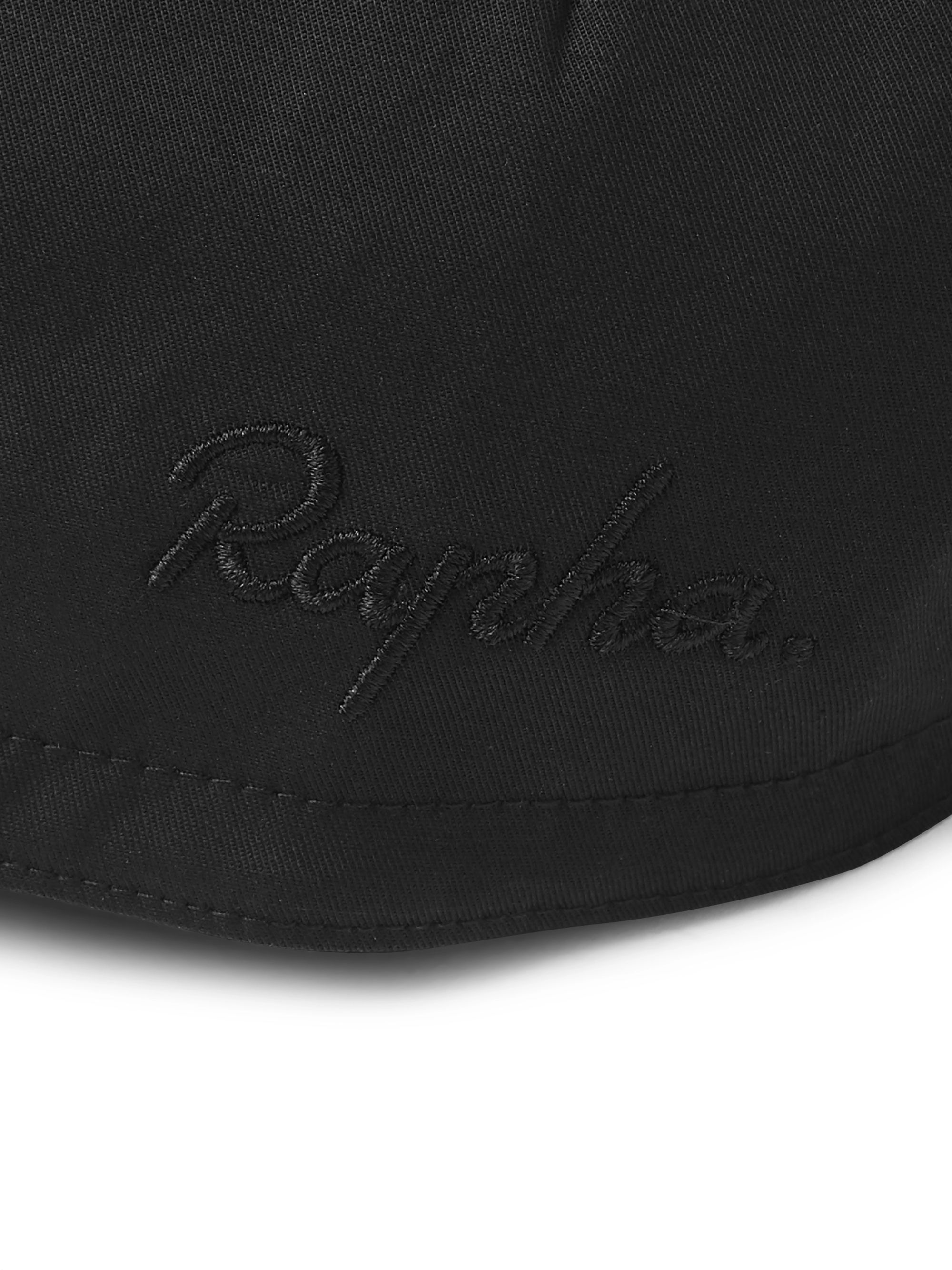 RAPHA Grosgrain-Trimmed Stretch-Cotton Twill Cycling Cap