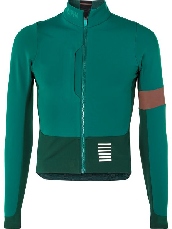 RAPHA Pro Team Panelled Stretch-Jersey Cycling Jacket
