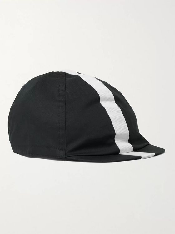 RAPHA Rapha II Grosgrain-Trimmed Cotton-Blend Twill Cycling Cap