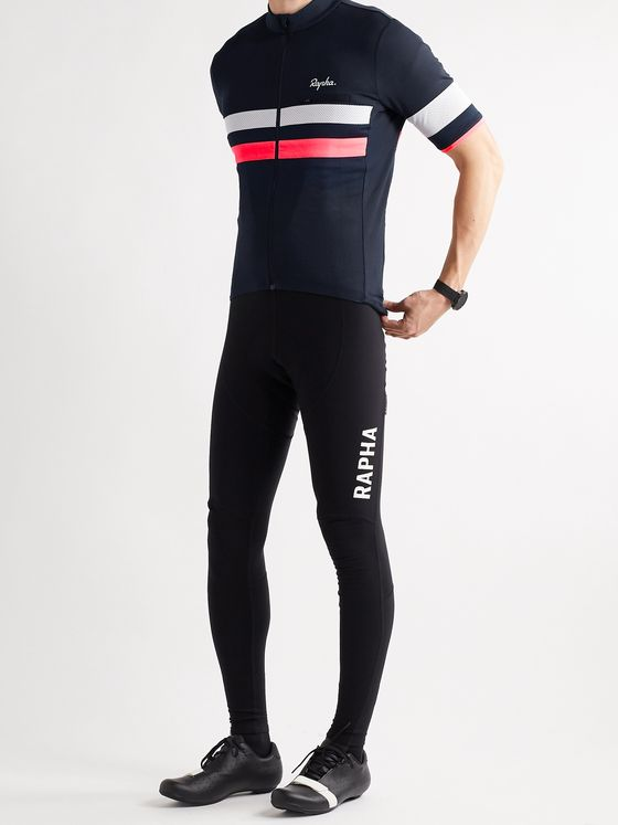 RAPHA Brevet Panelled Cycling Jersey