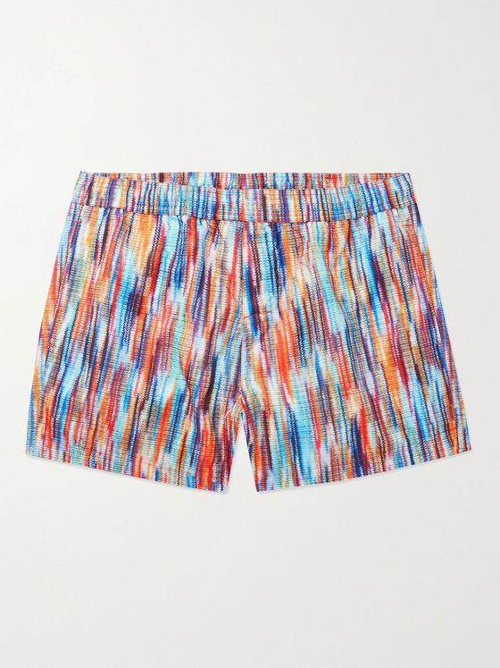 Missoni Printed Swim Shorts