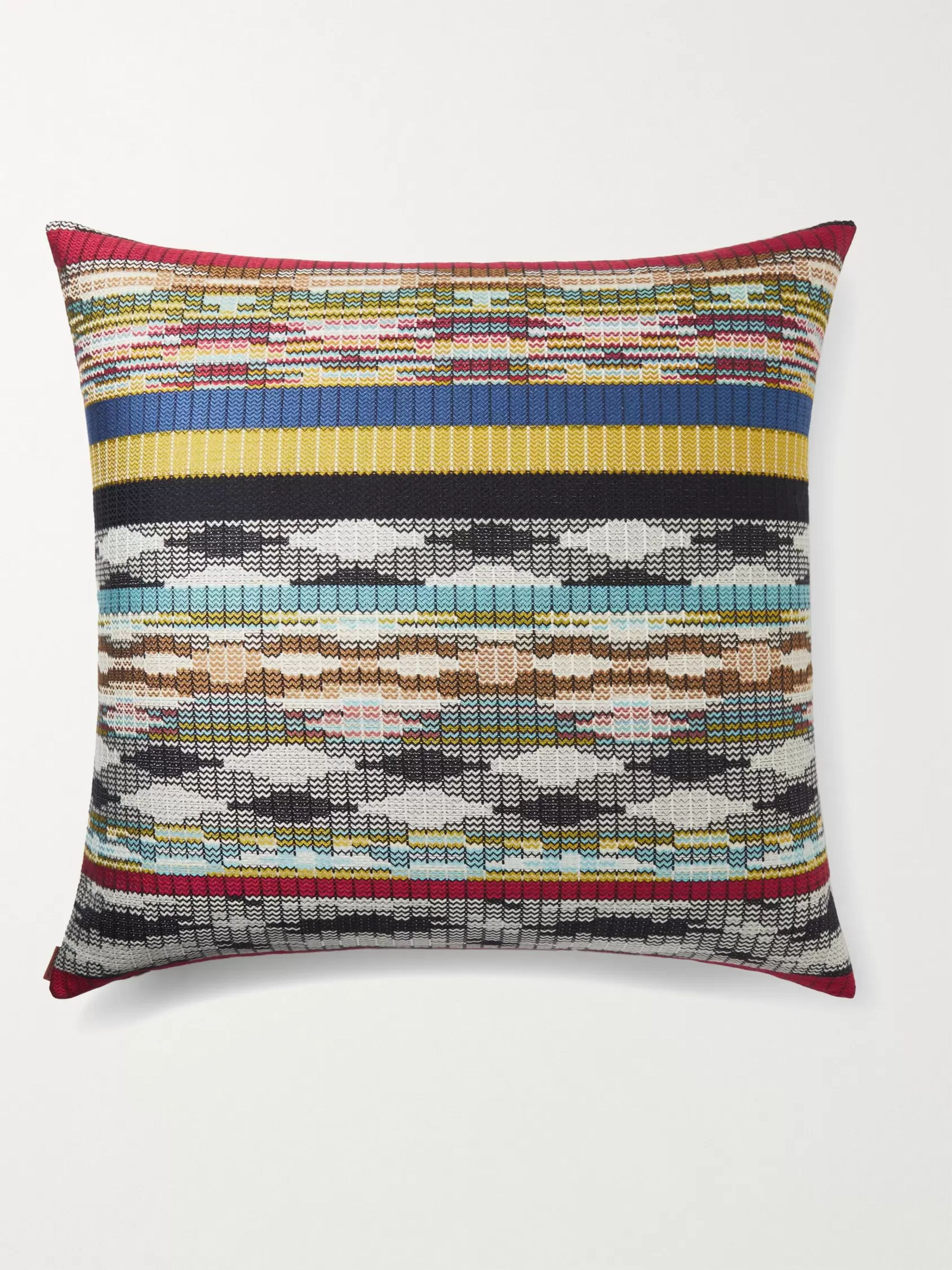 Missoni Home Rialma Jacquard Cushion
