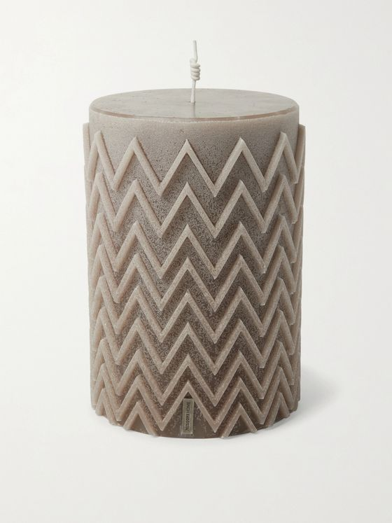 Missoni Home Chevron Candle, 2.4kg