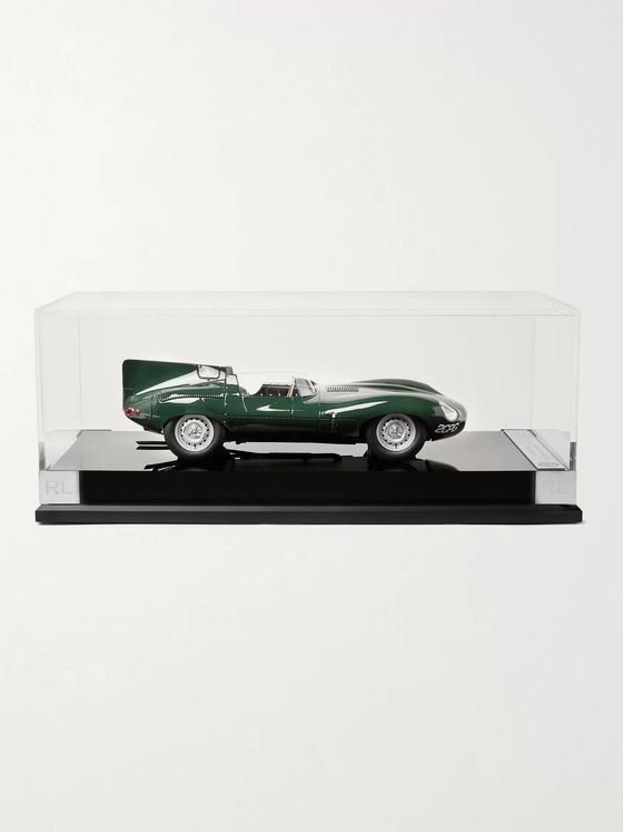 Ralph Lauren Home + Amalgam Collection Jaguar XKD 1:18 Model Car