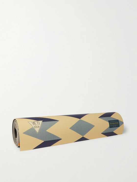 Pendleton + Yeti Yoga Fire Legend Printed Yoga Mat