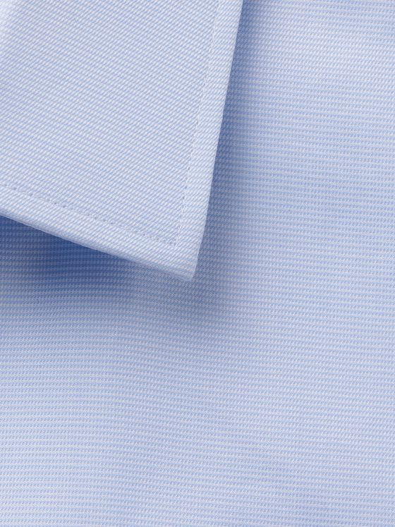 CHARVET Slim-Fit Cotton-Twill Shirt