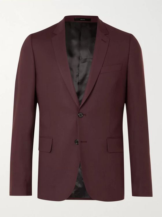 PAUL SMITH Soho Slim-Fit Wool Suit Jacket