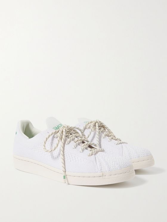 ADIDAS ORIGINALS + Pharrell Williams Superstar Primeknit Sneakers