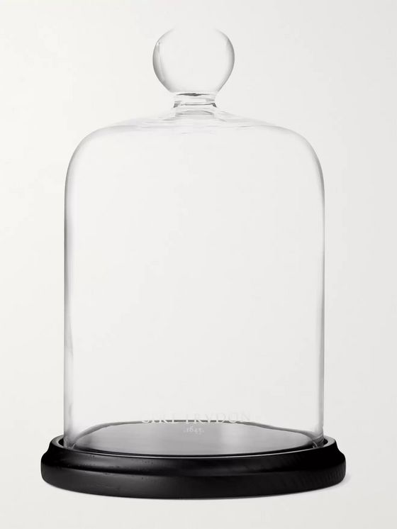 Cire Trudon Glass Candle Cloche