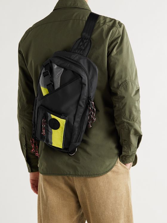 SEALAND GEAR Bloc Ripstop, Nylon-Canvas and Spinnaker Sling Backpack