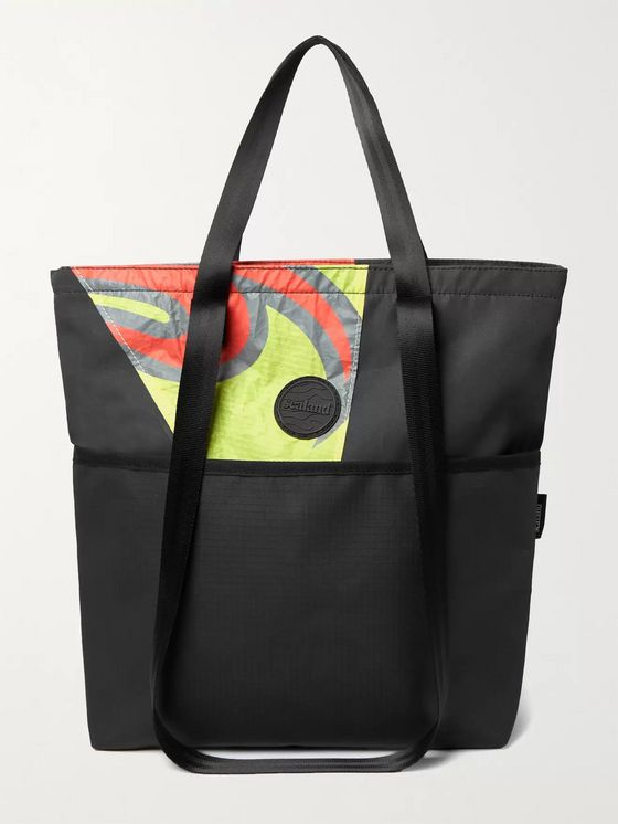 SEALAND GEAR Swish Ripstop, Nylon-Canvas and Spinnaker Tote Bag