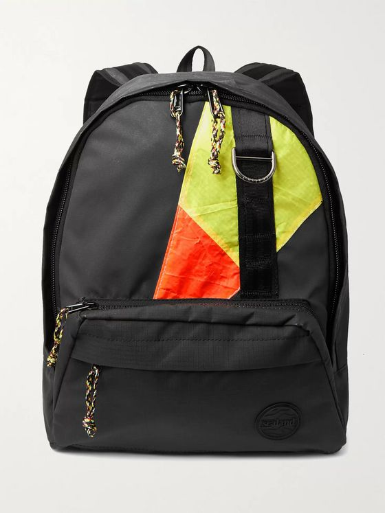 SEALAND GEAR Archie Ripstop, Nylon-Canvas and Spinnaker Backpack