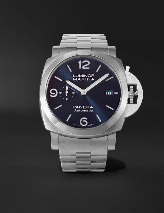 PANERAI Luminor Marina Automatic 44mm Stainless Steel Watch, Ref. No. PAM01316