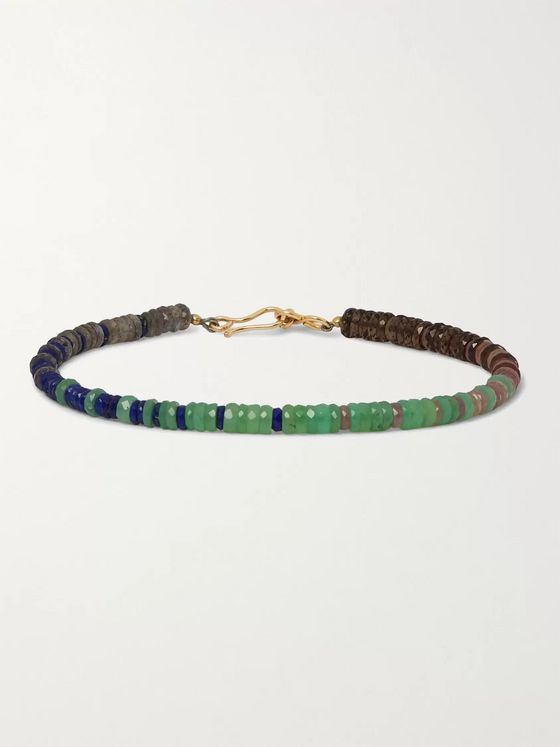 Peyote Bird Multi-Stone Bracelet