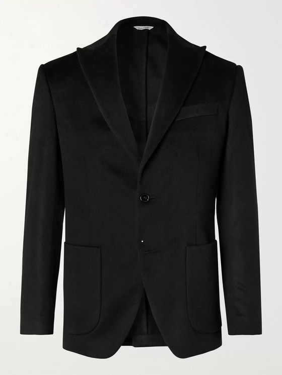 Altea Slim-Fit Cashmere Blazer