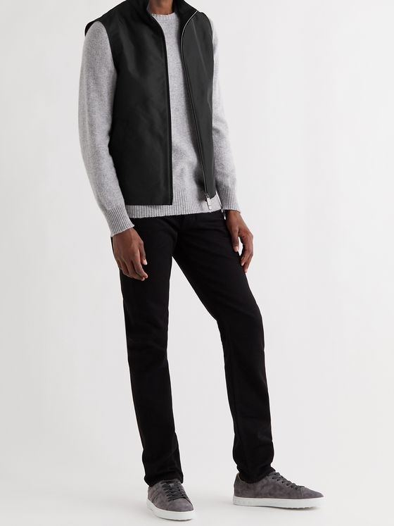 CANALI Shell Gilet