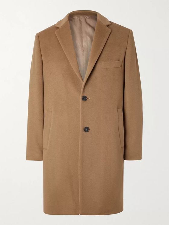 ALTEA Cashmere Overcoat