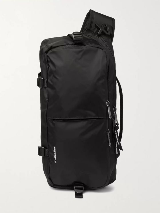 Indispensable Webbing-Trimmed Econyl Sling Backpack