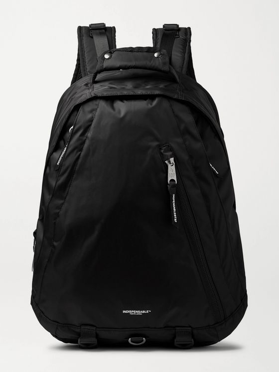 Indispensable Webbing-Trimmed ECONYL Backpack
