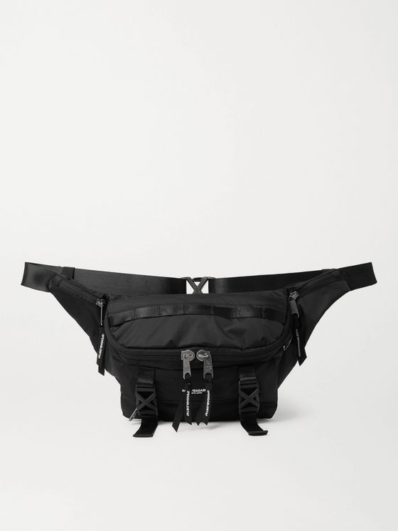 Indispensable Webbing-Trimmed ECONYL Belt Bag