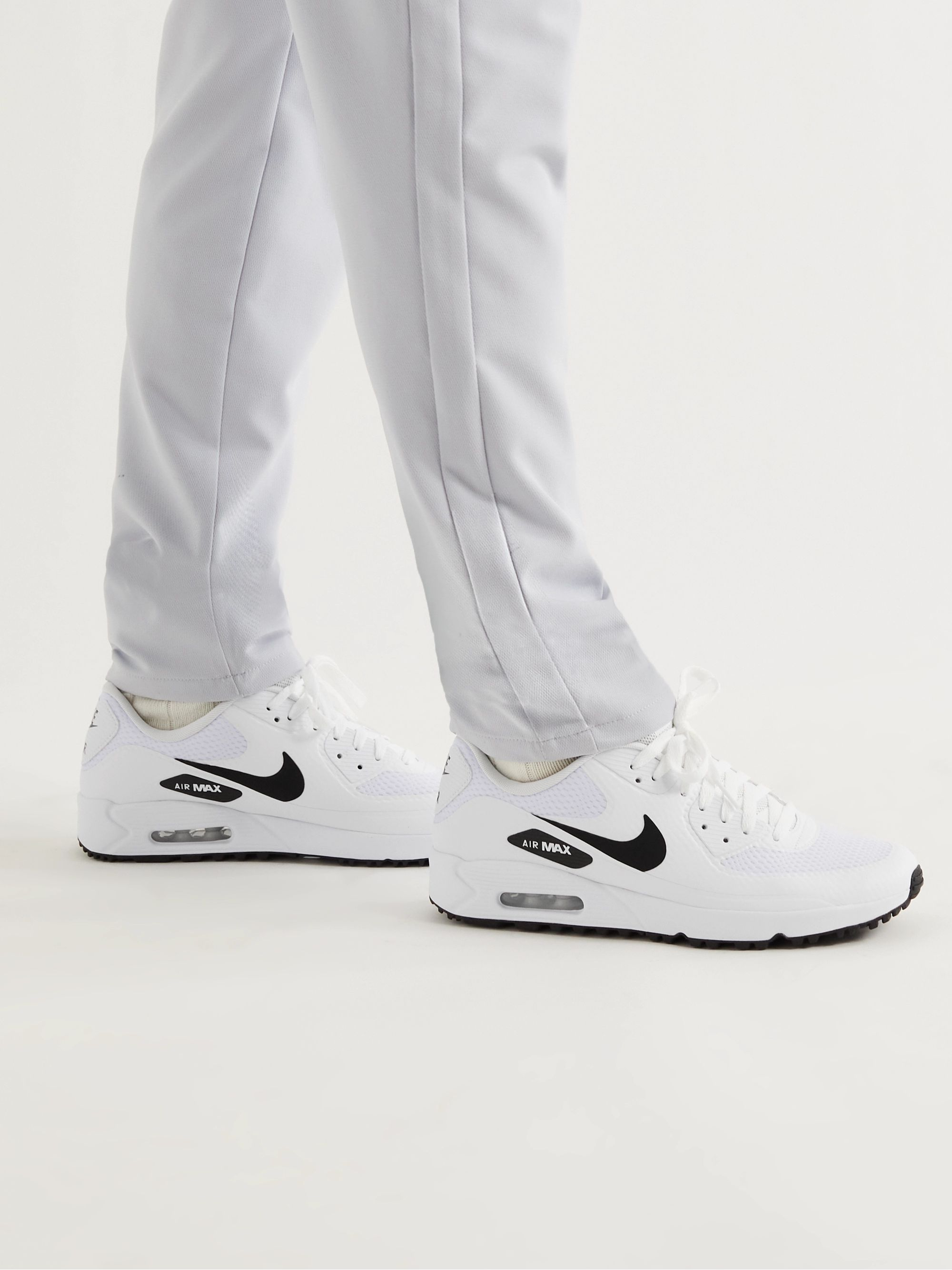 Air Max 90 G Coated-Mesh Golf Shoes