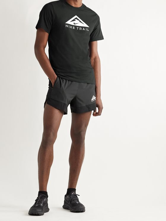 NIKE RUNNING Flex Stride Dri-FIT Ripstop Shorts