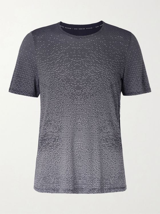 Nike Running Pinnacle Run Division Panelled Dri-FIT T-Shirt