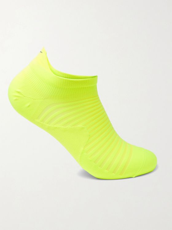 NIKE RUNNING Spark Lightweight Stretch-Knit No-Show Socks
