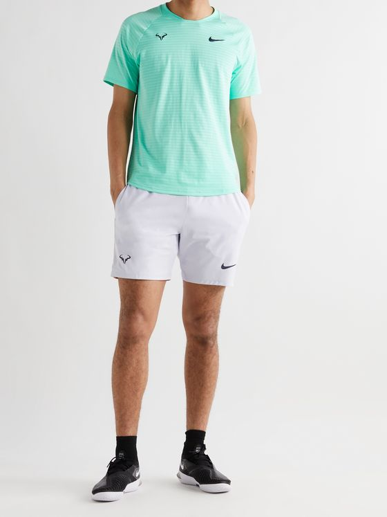 NIKE TENNIS NikeCourt Rafa Slim-Fit Recycled Dri-FIT Tennis Shorts