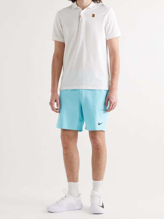 NIKE TENNIS NikeCourt Flex Advantage Dri-FIT Tennis Shorts