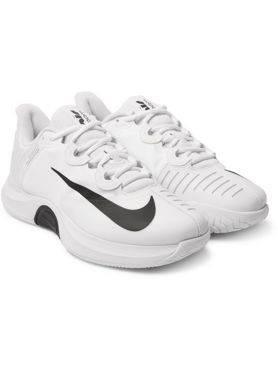 NIKE TENNIS NikeCourt Air Zoom GP Turbo Mesh Tennis Sneakers