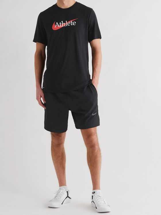Nike Training Printed Dri-FIT Jersey T-Shirt