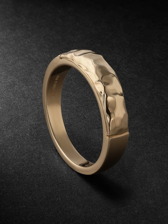 LAUD 18-Karat Gold Ring