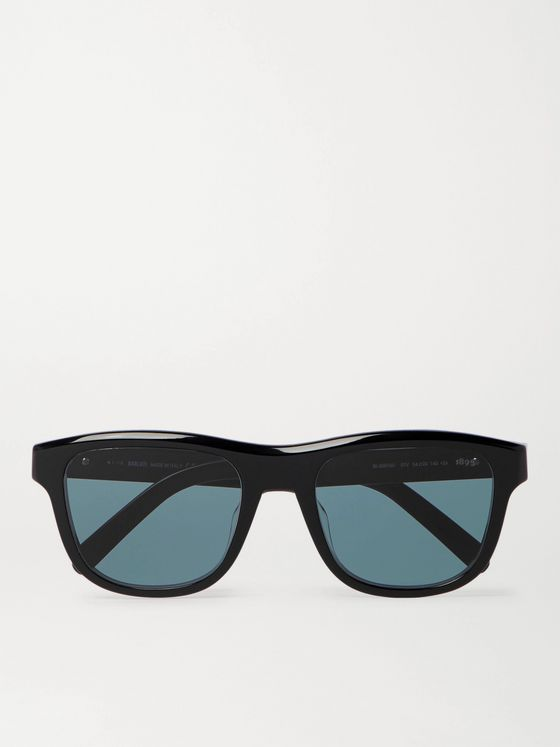 Berluti Square-Frame Acetate Sunglasses