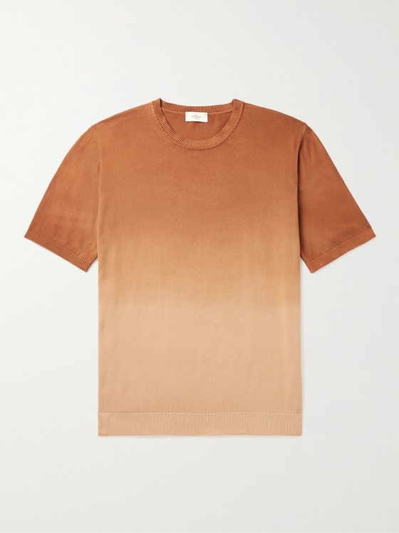 ALTEA Dégradé Cotton T-Shirt