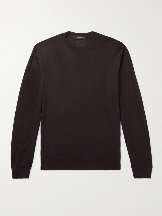 ERMENEGILDO ZEGNA Wool Sweater