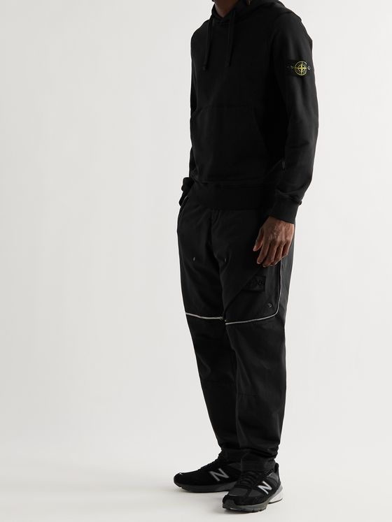 STONE ISLAND SHADOW PROJECT Cotton-Blend Trousers