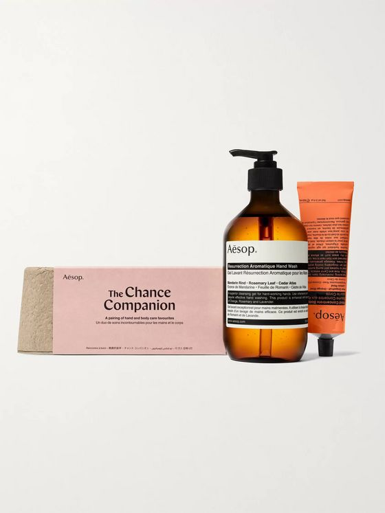 Aesop The Chance Companion Set