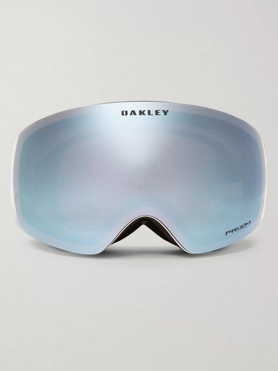 Oakley Flight Deck XM Rimless Prizm Ski Goggles
