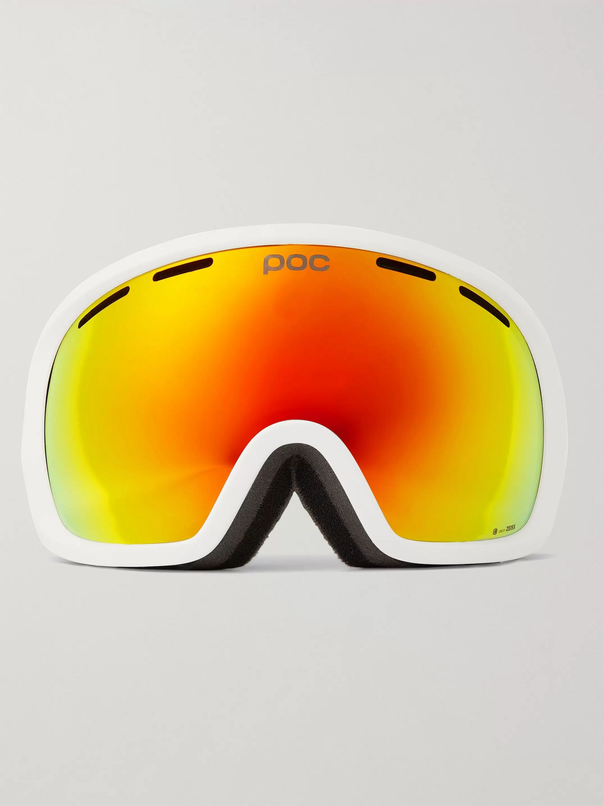 POC Fovea Clarity Mirrored Ski Goggles