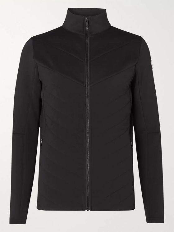 Fusalp Vidi Slim-Fit Quilted Ski Jacket
