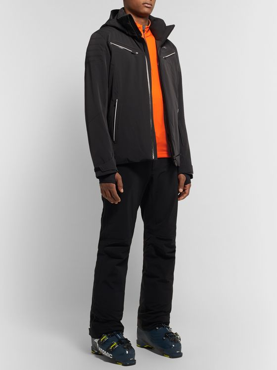 Kjus Men Feel Stretch-Jersey Half-Zip Top