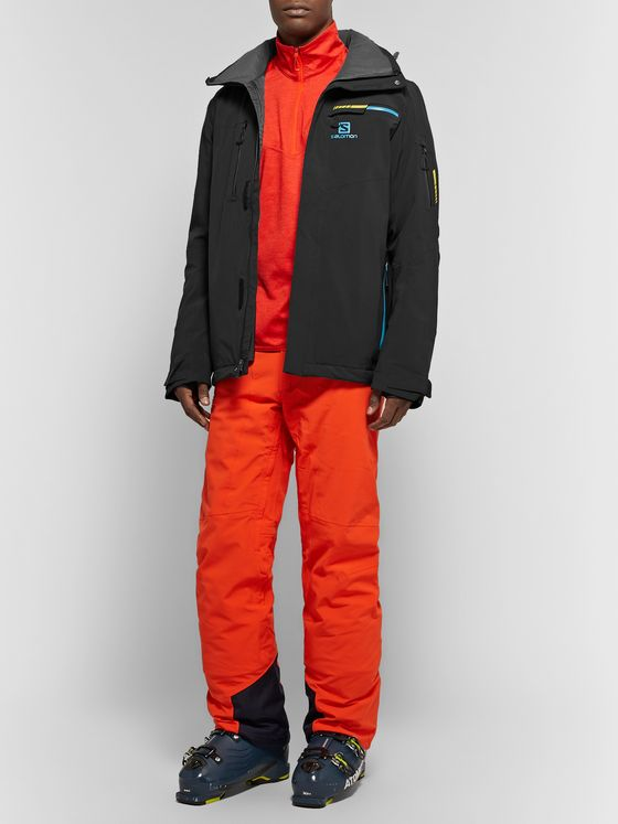 Salomon Brilliant Hooded Ski Jacket
